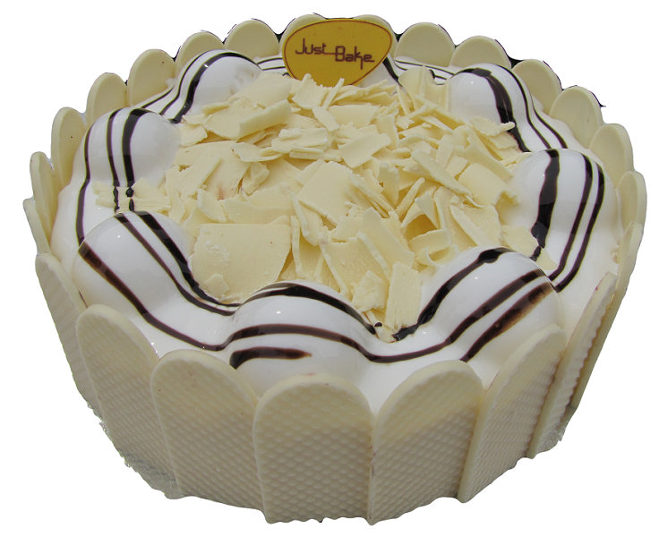 White Forest Small Cake