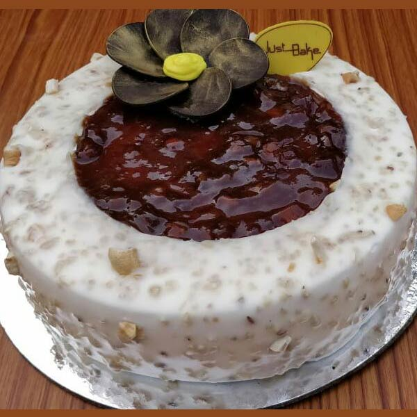 Cashew And Date Gateaux 1Kg Cake