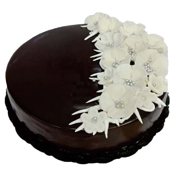 Chocolate Fantasy DE02 Cream Fondant