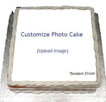 Impression Cake Upload Your Photo