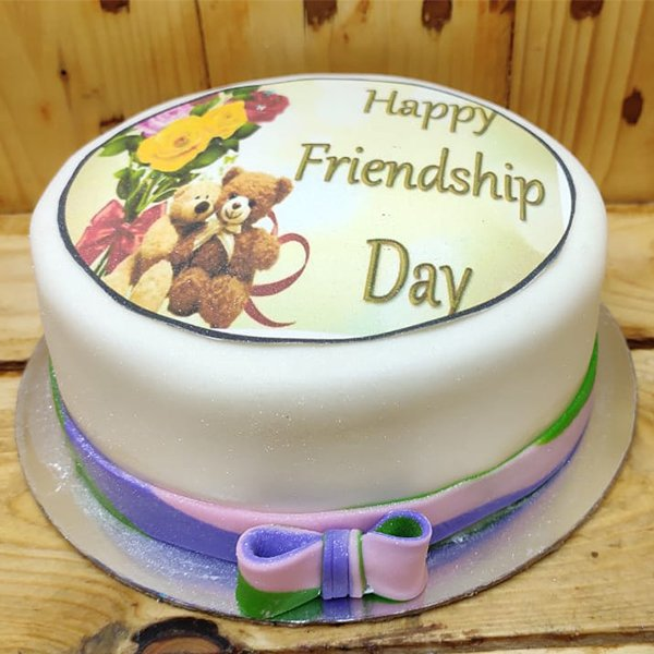 Friendship Day Cake4 1kg