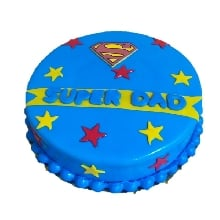 Super Dad Cake For Him 12