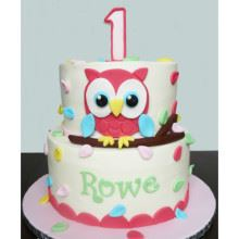 Animal Theme Cake-03-3.5Kg