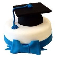 Degree Theme Cake 05