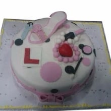 For Your Princess Fondant Cake