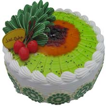 Fruit Of Forest 500g Cake