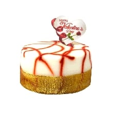 Love is in Air Cake