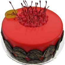 Merry Cherry Large Cake