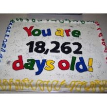 Number Theme Cake-07-2kg
