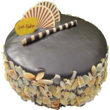Nutty Indulgence Almond 500g Cake