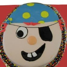 Pirate Fun Cake