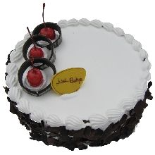 Premium Black Forest Small Cake