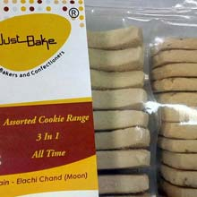 Assorted 3-in-1 Cookie Range All Time 330gm